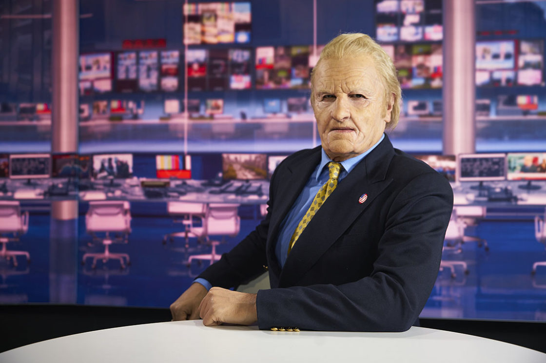 Kayvan Novak Reveals Fox News's Bill O'Reilly Inspired Britain Today Tonight