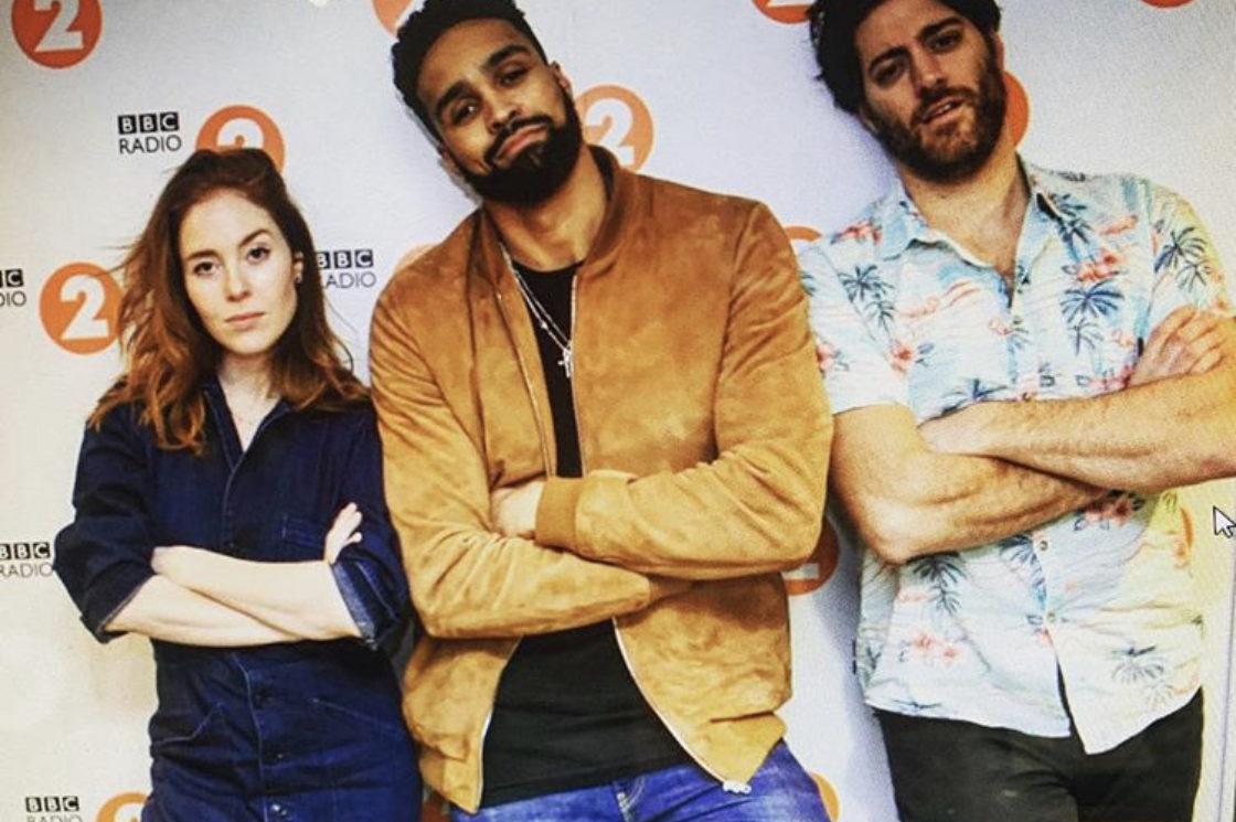 Ashley talks Flirty on Radio 2