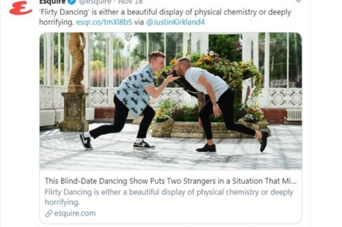 Flirty Dancing Goes Global