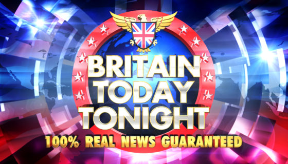 First trailer for Britain Today Tonight released
