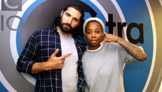 1Xtra sneak preview of the characters starring in Britain Today Tonight